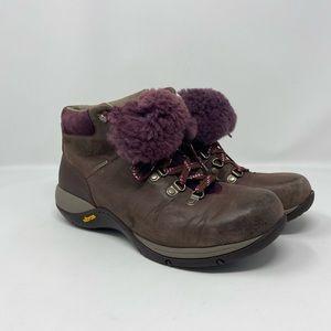 Dansko Brown Waterproof Mid Hiking Boots EU 40